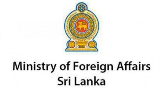 No reports of Sri Lankan casualties in Beirut explosion: Foreign Ministry