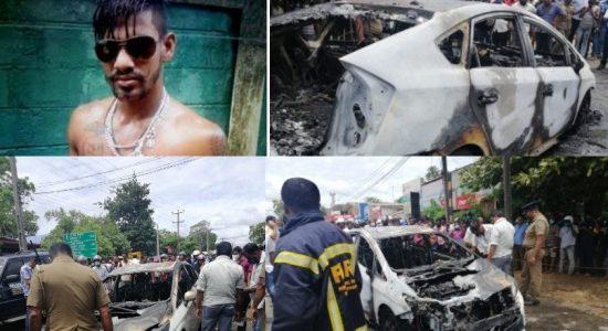 'SF Lokka' killed in a shooting in Anuradhapura