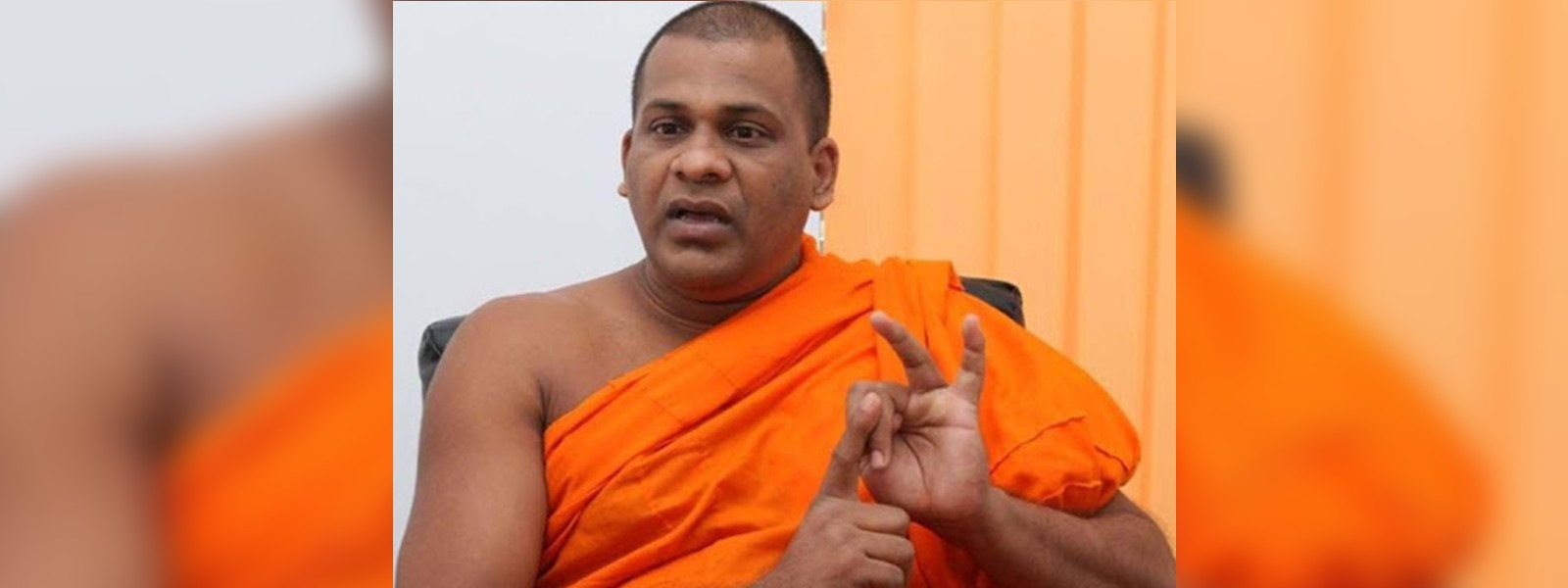 Gnanasara Thero appointed to Parliament through National List
