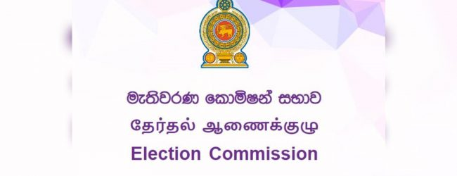 Polling stations & counting centers disinfected