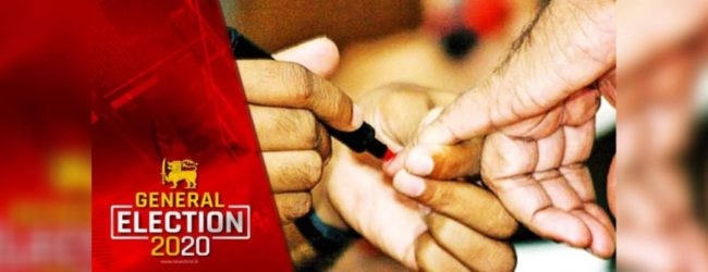 Counting of votes for parliamentary election begins