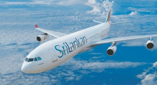 SriLankan Airlines continues international flights despite global lock-down