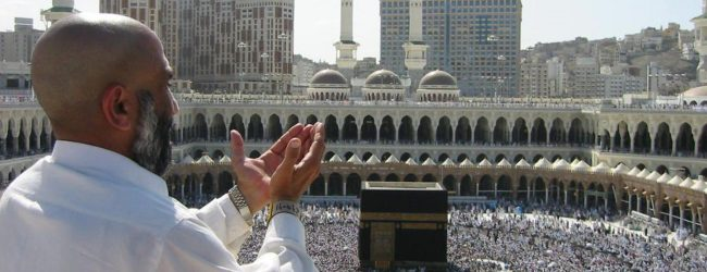 Muslims celebrate Hajj festival today