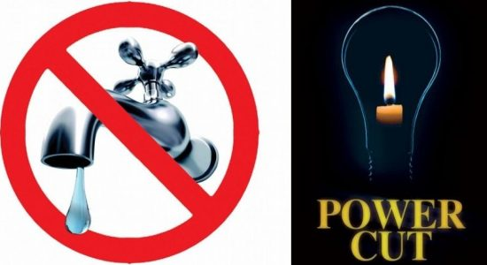 Island-wide Power Cut disrupts water supply to Colombo