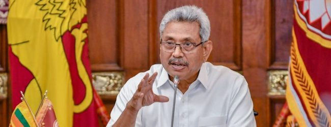 President advises officials to prohibit vehicle parking on pavements along main roads