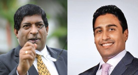 Bribery cases filed against Ravi Karunanayake and Arjun Aloysius