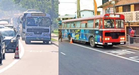 Bus Priority Lane will be strictly enforced from Wednesday; Police