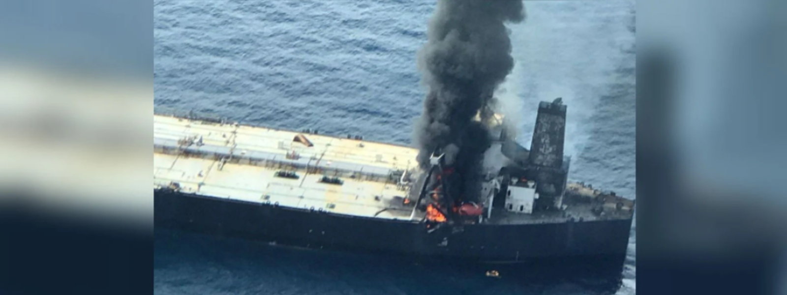 One crew member of MT New Diamond Crude Oil Tanker reported dead: Sri Lanka Navy