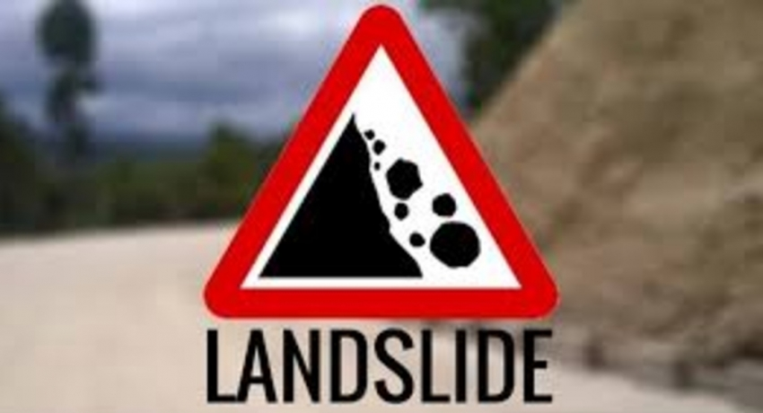 Landslide early warnings issued for four districts: NBRO