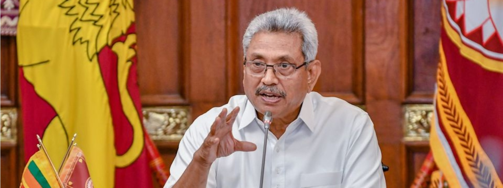 Country cannot be on lock-down until a cure is discovered; President