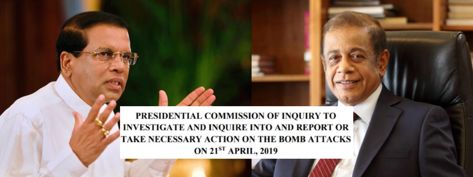 Ex-Defence Secretary Fernando refutes Ex-President Sirisena's claims