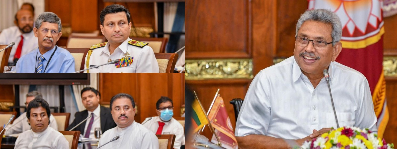 SL must use locational advantage to become world's leading maritime hub – President