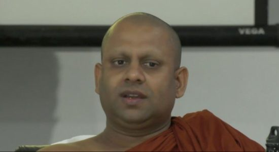New constitution cannot contain any amendment including 13th; Ven. Abhayatissa Thero