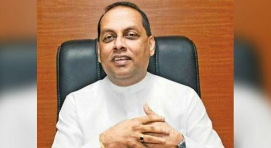 Draft 20A report not presented to Cabinet; Mahinda Amaraweera