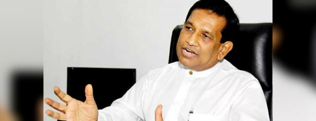 Ex-Minister Rajitha Senaratne at PCoI on Political Victimization