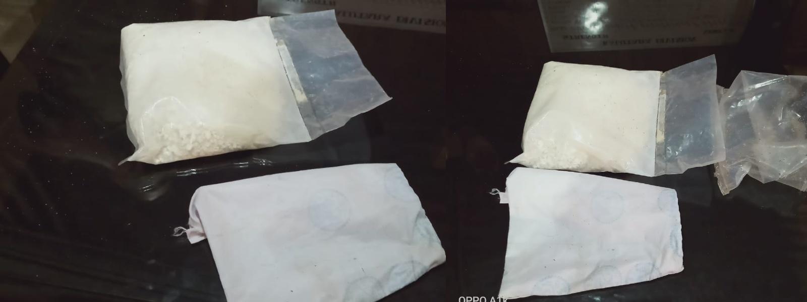 01kg of Cocaine discovered on Payagala beach