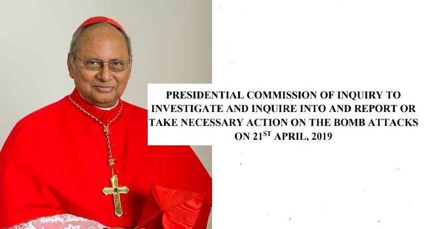 Cardinal believes justice will be served via PCoI probing April Attacks