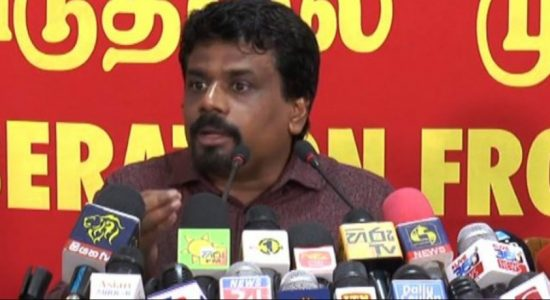 JVP declares objection against draft 20A