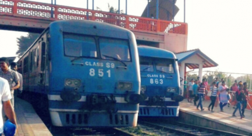 Railways operations between Fort and Maradana, delayed: Railway Control Room