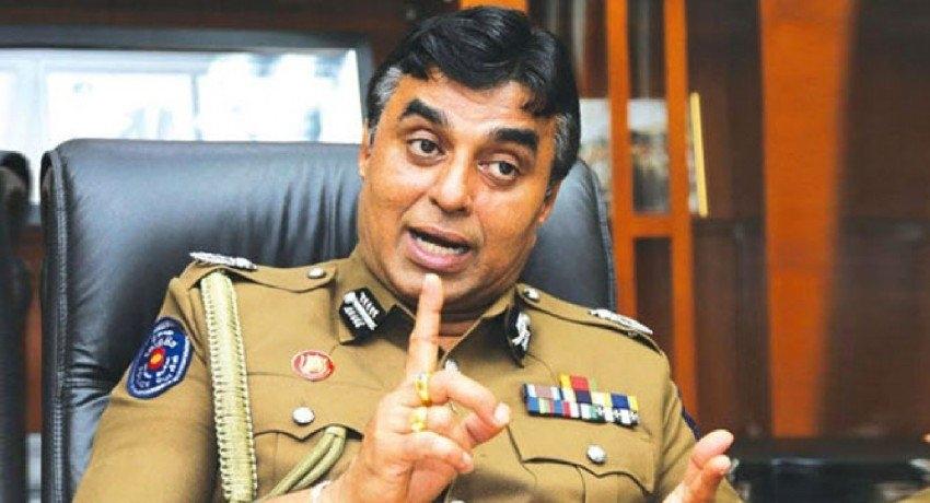 Dehiwala Suicide Bomber met Intel. Agent before detonating vest; Ex-IGP tells PCoI