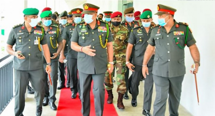 Army Commander Evaluates Army Orientation Training Programme