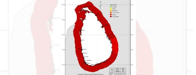 MT New Diamond blaze contained; Sri Lanka Navy Commander