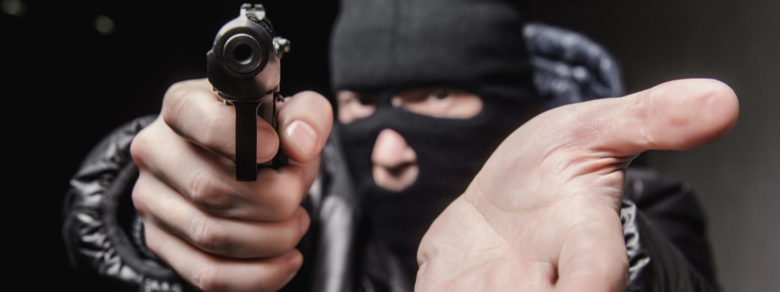 Rs. 30 Million stolen at gunpoint in Katana
