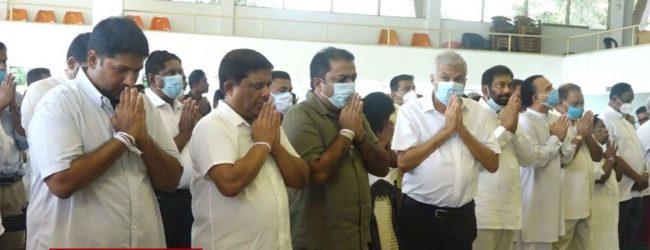 Gammadda teams tour Anuradhapura, Mannar & Galle districts