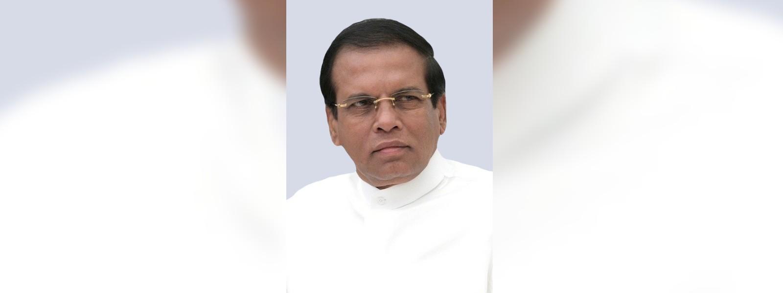 Ex-President at PCoI