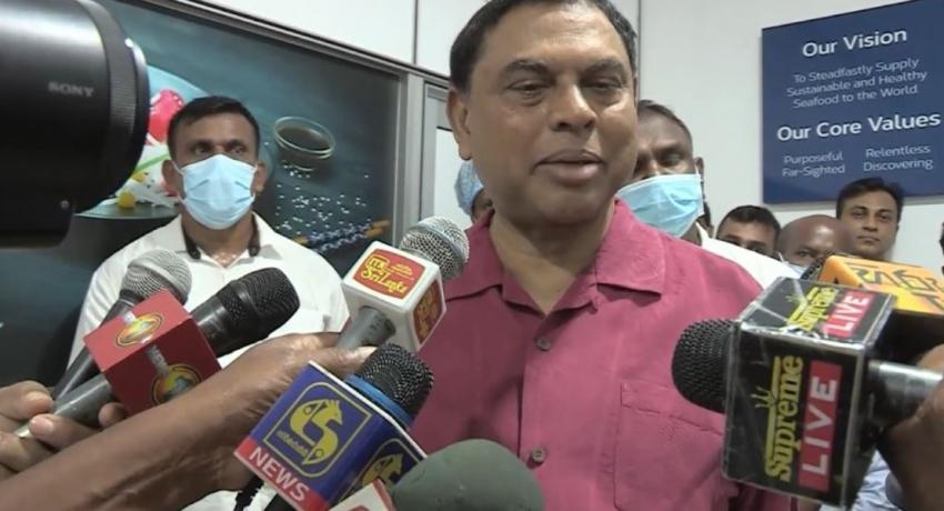 """No requirement to enter parliament"" says Basil Rajapaksa"