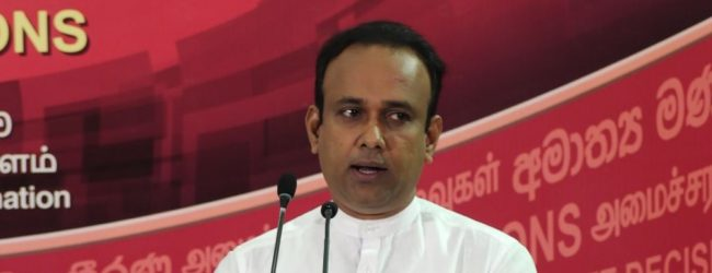 Steps not taken to amend draft 20A: Ramesh Pathirana