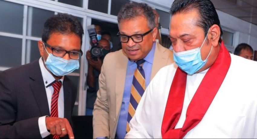 Sri Lanka's first state-of-the-art London Pain Management Centre opened in Colombo