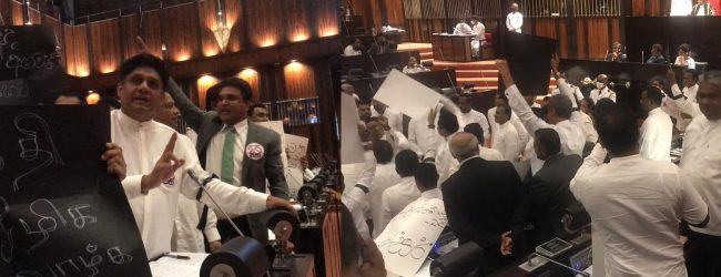 20A : Draft amendment presented to Parliament amidst objections from Oppositions