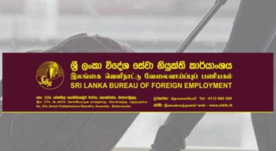 SLBFE introduces new procedure for migrant workers who lost employment