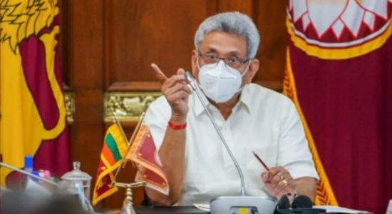 Certain International trade agreements not favourable to Sri Lanka: President