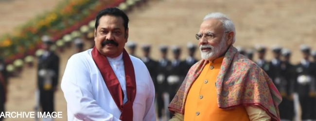 Virtual Summit between Prime Ministers of Sri Lanka and India
