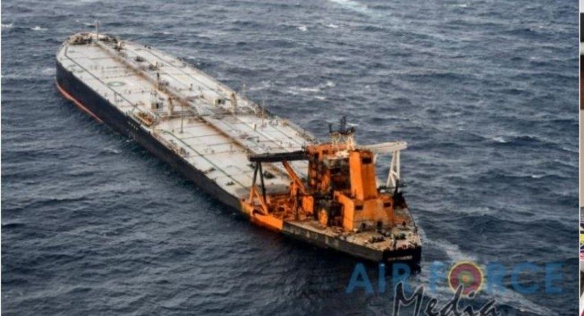MT New Diamond locates over 50 nautical away – SLN