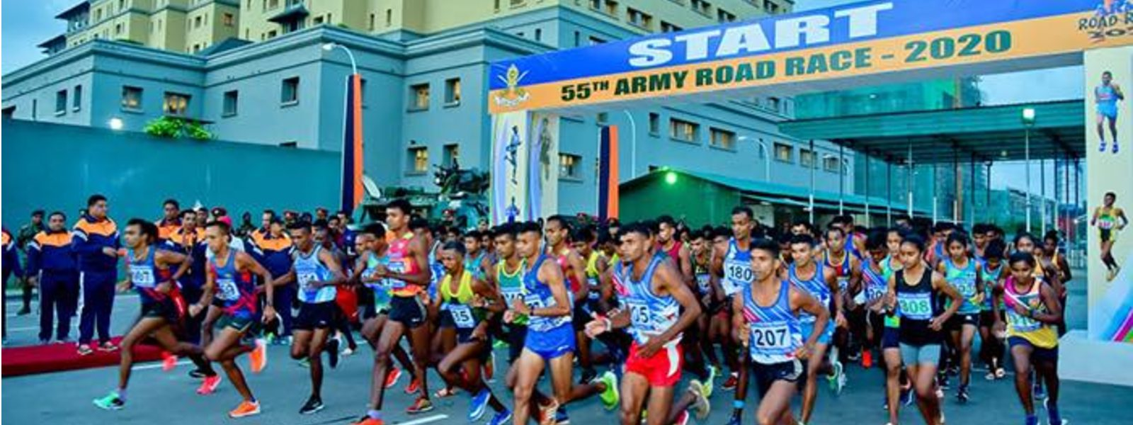 Artillery & Women Corps win overall championships at Army Road Race – 2020