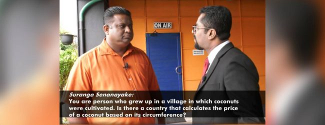 Business community must be informed of coconut pricing mechanism: Arundika
