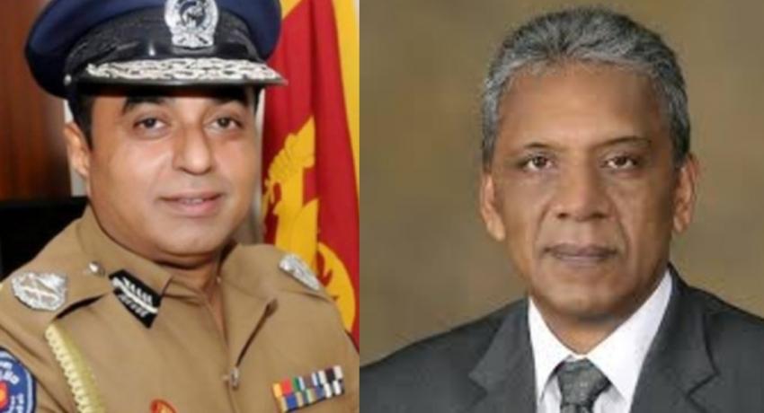 Ex-Police Chief Jayasundara and Ex-Def. Sec. Kapila Waidyaratne to testify at PCoI