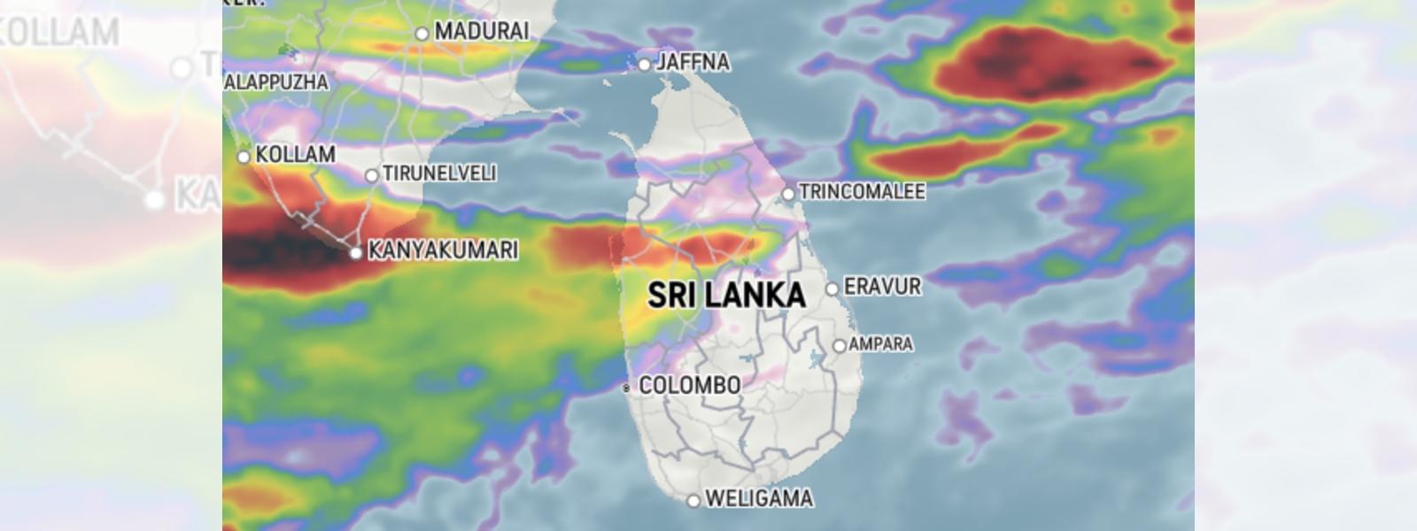Heavy rainfall exceeding 150 mm in several areas: Met Department