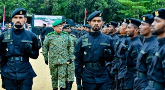 300 More Elite SF Graduates Pass Out to Strengthen National Security