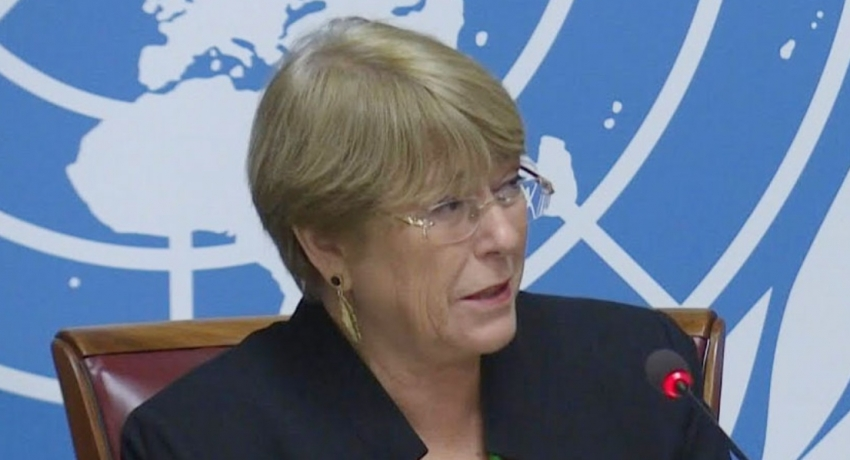 UN rights chief accuses government; SL rejects report