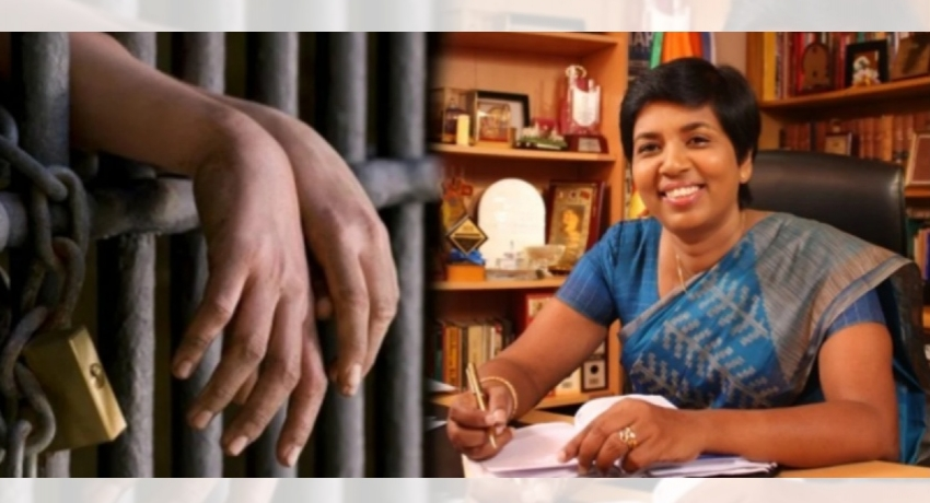 Close to 8000 inmates addicted to narcotics to be rehabilitated: State Minister Dr. Sudarshini Fernandopulle