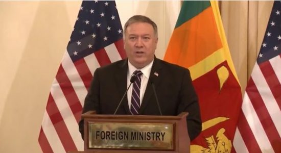 Pompeo calls China 'Predator', says US come as a friend and partner (VIDEO)