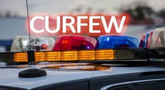 No plan on imposing islandwide curfew – police