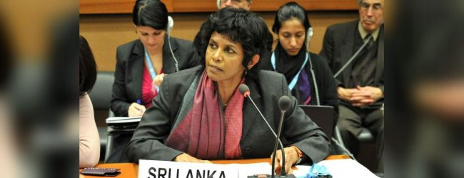 US visit to Sri Lanka aimed at anti-China alliance, former senior diplomat says