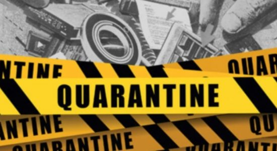Neighbors do not need to be afraid of quarantined residences