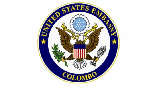 """US Embassy Defence Attaché officials visited H'tota Port on invitation by SL MoD"": US Embassy in SL"