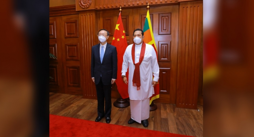 China is ready to increase imports of Sri Lankan products ; Chinese Communist Party Senior
